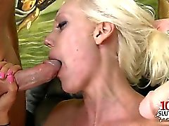 Young model homemade swallow