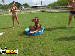 BANGBROS - Field Day Orgy With Big Tits And Big Asses Everywhere!
