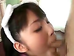 Japanese Whore Swallows A Lot Of Cum