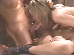 Corina Taylor first scene with Domino