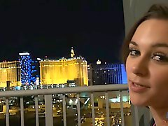 Zoey gets another creampie in Vegas