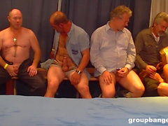 gangbang compilation with lots of pussy and cumshots