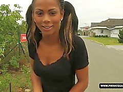 Isabella Chrystin, Skater and Mulata In A Private POV Casting