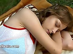 Beatas forest dream and bottom fingering
