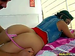 Sweet ass Teen Daria getting pleasure