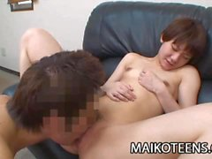 Hiraku Nakatani - Small Tits Japan Teen De-Flowered