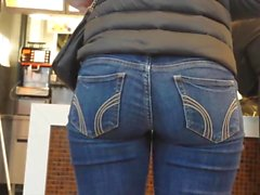 Candid Ass in Jeans vol.1