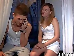 Teen Beauty is sold by her bf