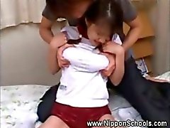 Asian teen innocence gets broken