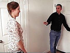 MyBabySittersClub Teen Baby Sitter Caught and Fu