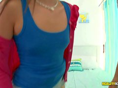 Teen Bliss Dulce spreads for her brother s buddy