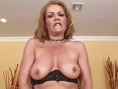 He Came in Her as Free Mature - Visit my profile to see her cums