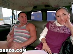 BANGBROS - No Regrets with Becky Sins on The Bang Bus! (bb16017)