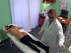 Female patient banged by her long time doctor