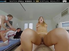 Sexy Blair Williams In The Hospital Fucked POV