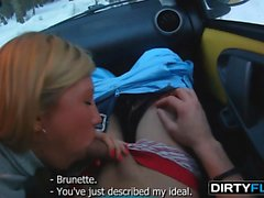 Dirty Flix - Jessy Brown - Snowboarder chick loves cock