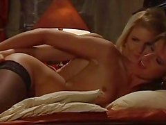Mistress slave orgy with lot of sexy grinding and humping